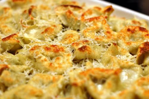 pasta-forno-bianca-ricetta