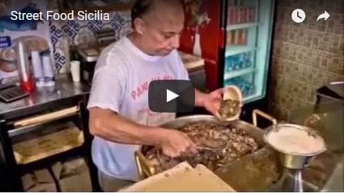 STREET FOOD SICILIA (VIDEO)