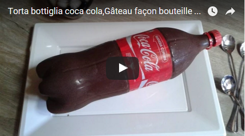 SPETTACOLARE…..torta alla coca cola (VIDEO)