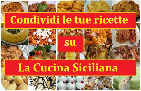 condividi su la cucina siciliana