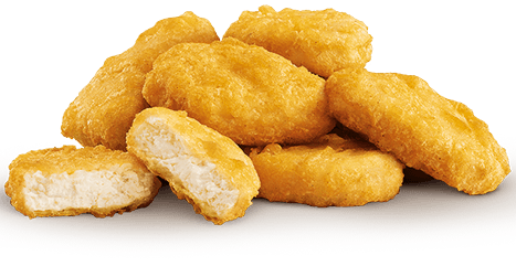 CHICKEN MCNUGGETS McDonald style