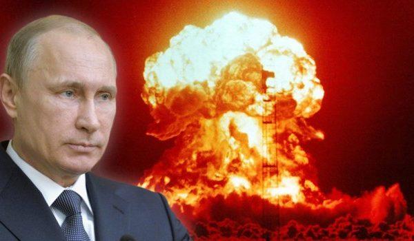 """Putin: """"La Francia ha versato troppo sangue, adesso sganceremo la BOMBA ATOMICA contro L'ISIS."""