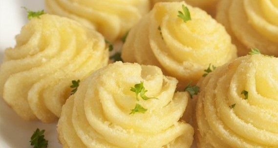 Crocchette di purè al formaggio