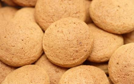 Biscotti allo zenzero, la ricetta facile e veloce