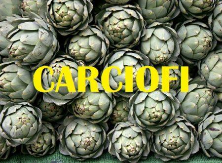RICETTE CON I CARCIOFI