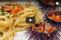 SPAGHETTI CON RICCI DI MARE (Video ricetta)