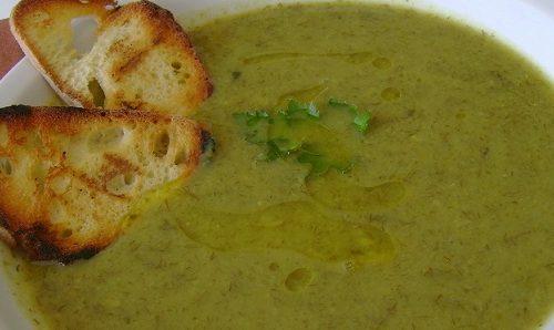Macco di fave (zuppa siciliana di fave secche)
