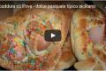 CUDDURA CULL'OVA - dolce pasquale tipico siciliano (video ricetta)