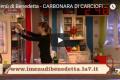 I menù di Benedetta - CARBONARA DI CARCIOFI E CARPACCIO SCOTTATO